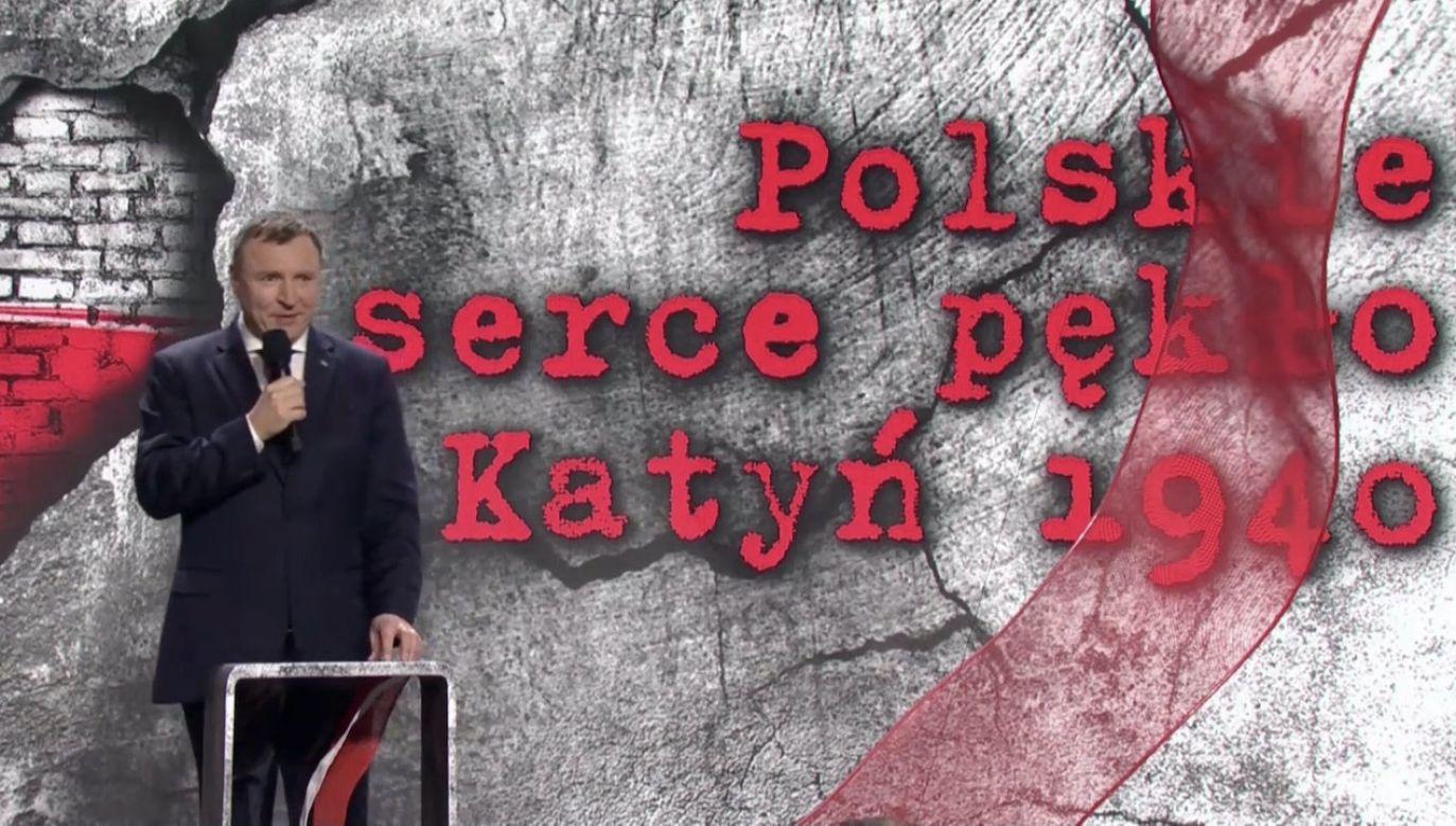 Transmisję z gali przeprowadziła Telewizja Polska (fot. TVP)