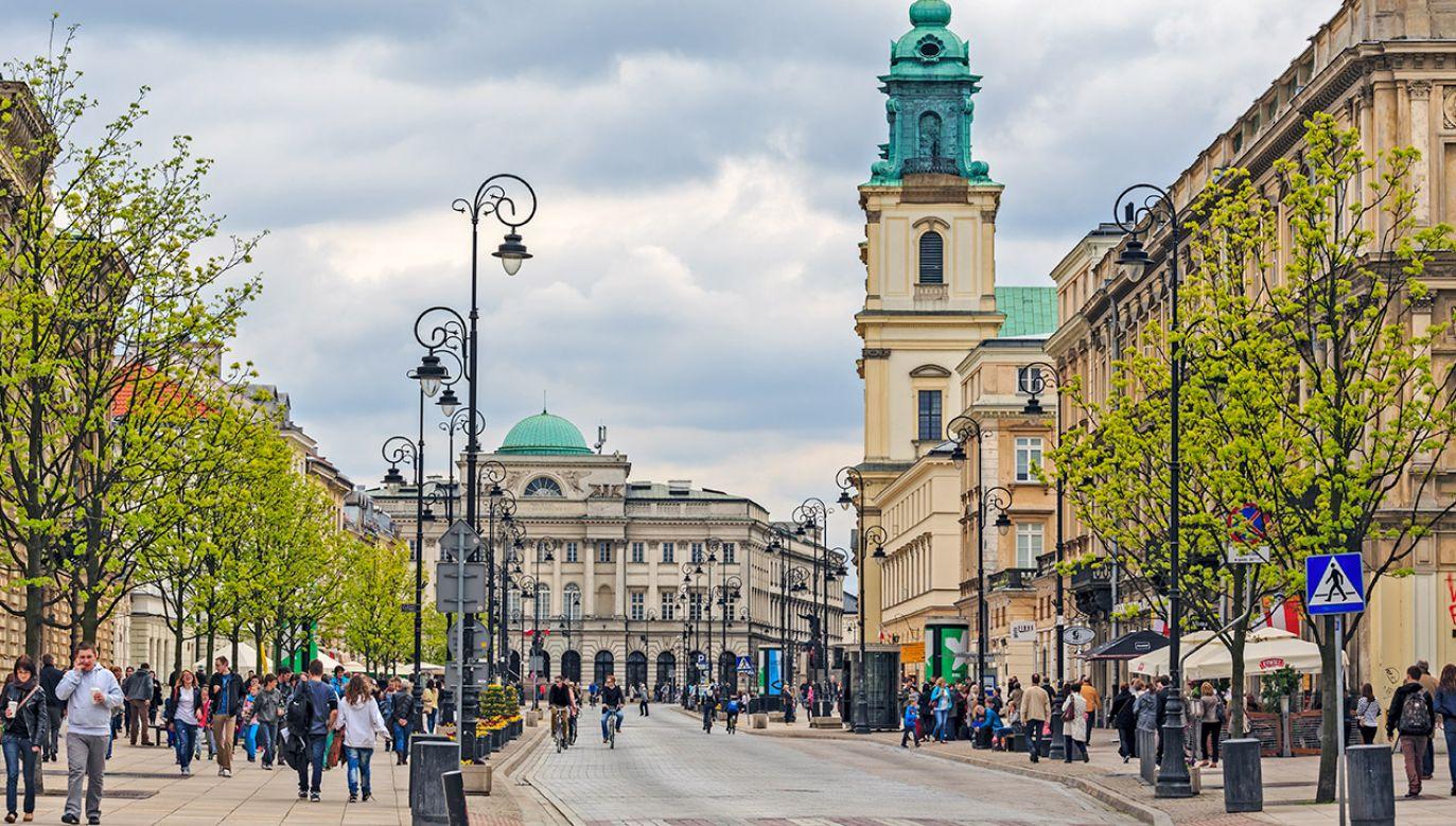 Ponownie po tych ulicach spacerować będzie można wiosną (fot. Shutterstock/marekusz)