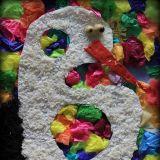 Barwna praca Wiktora Barona, 5 lat