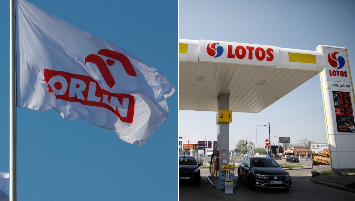 Jak podkreśla Daniel Obajtek, fuzja Orlenu i Lotosu ma wzmocnić możliwości inwestycyjne obu spółek (fot. REUTERS/Ints Kalnins/Kacper Pempel)
