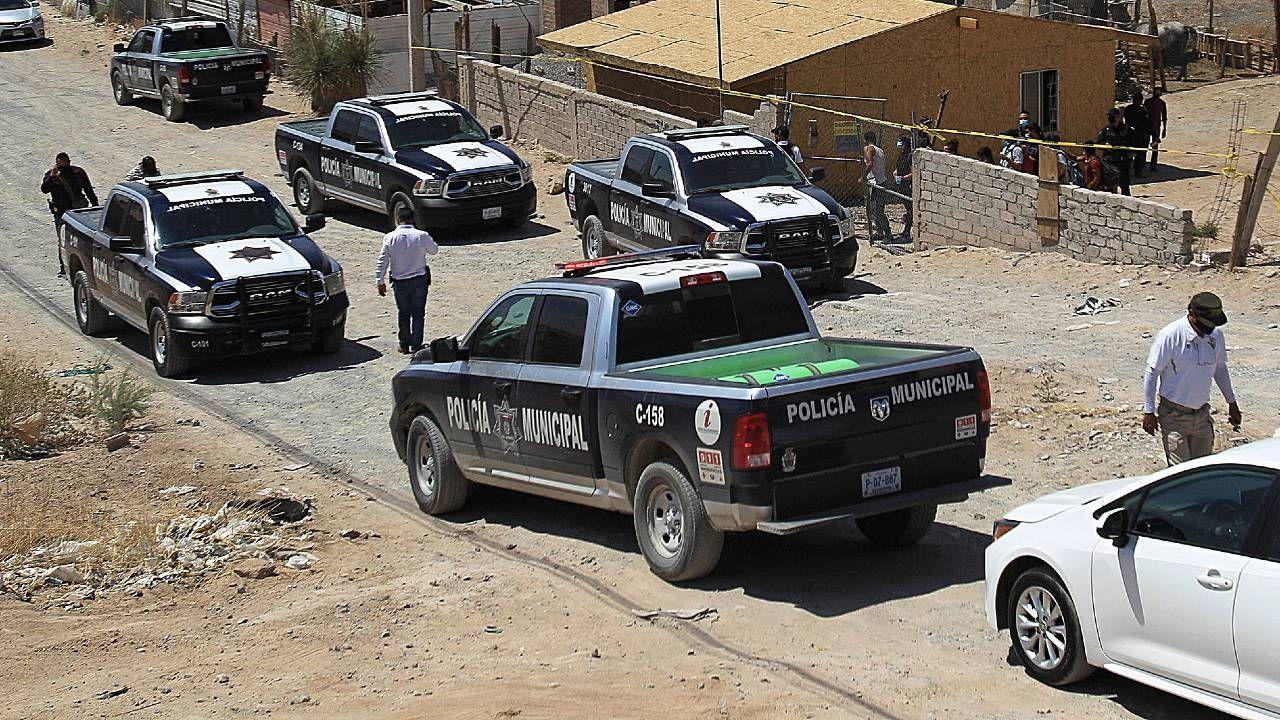 Kości mogły należeć do 17 osób (fot. PAP/EPA/Luis Torres)