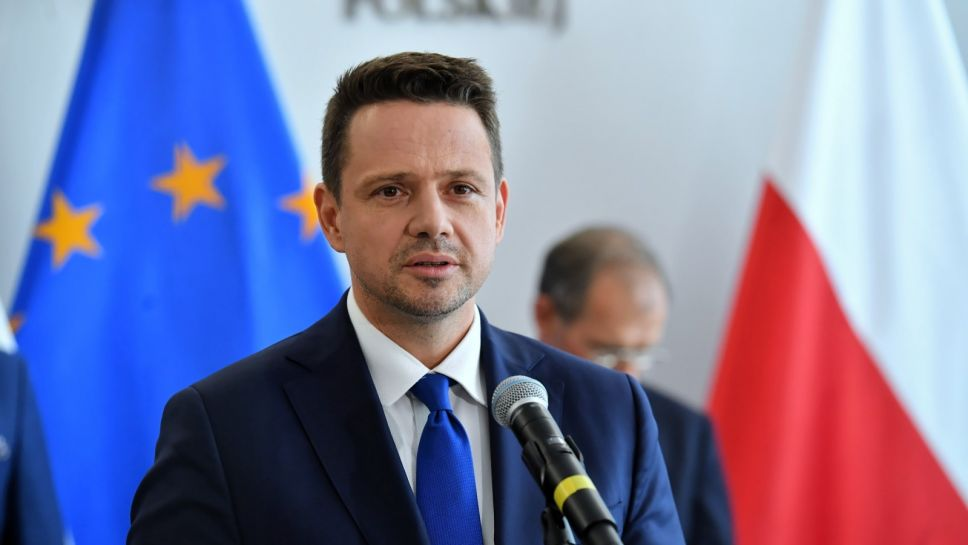 Polityk nie wspomniał, że to właśnie Wielkopolska ma być jednym z regionów objętych wsparciem w ramach Funduszu (fot. PAP/Piotr Nowak)
