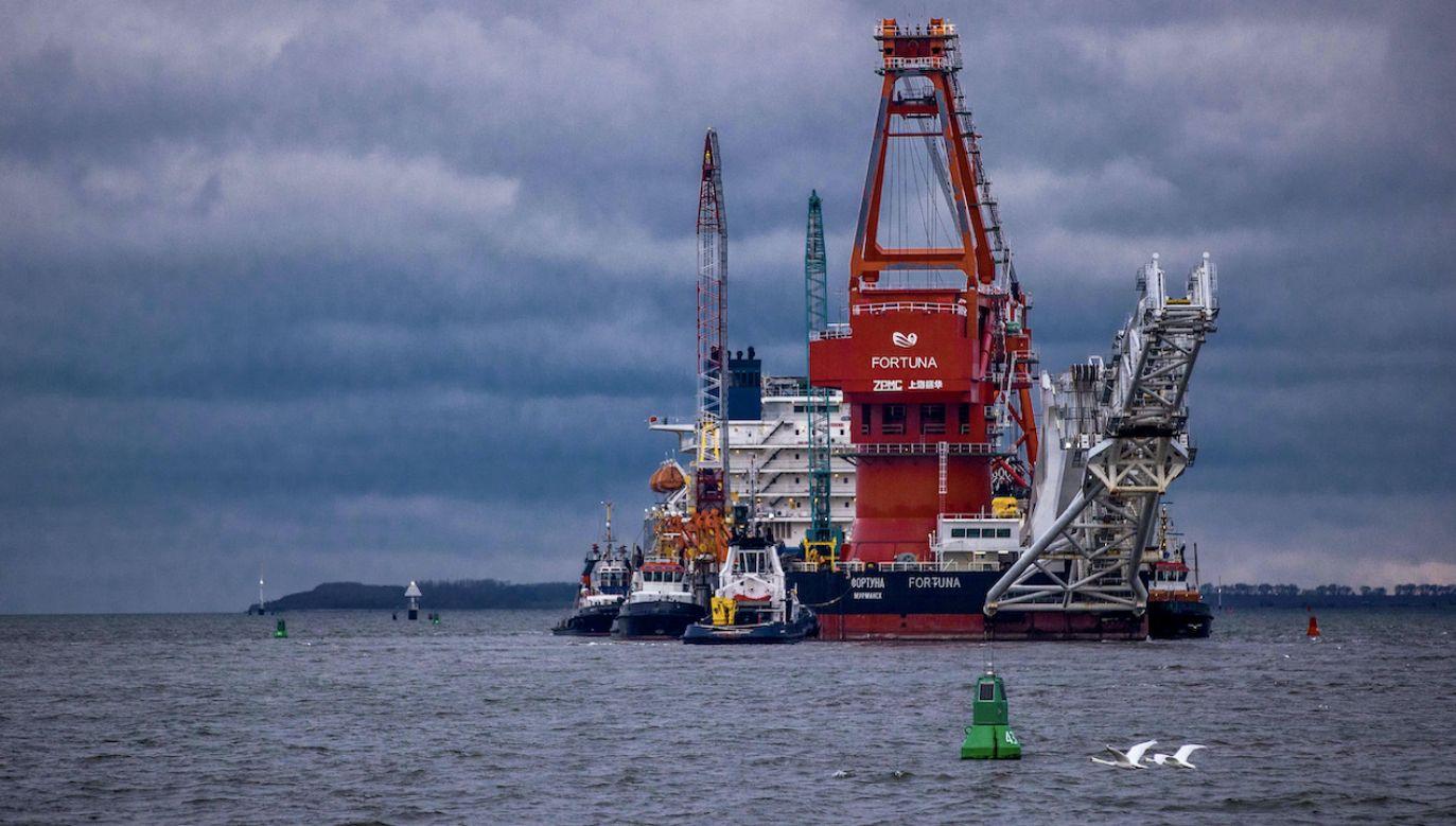 Kandydat na kanclerza Niemiec Armin Laschet o Nord Stream 2 (fot. arch.PAP/J.Büttner/dpa-Zentralbild/ZB)