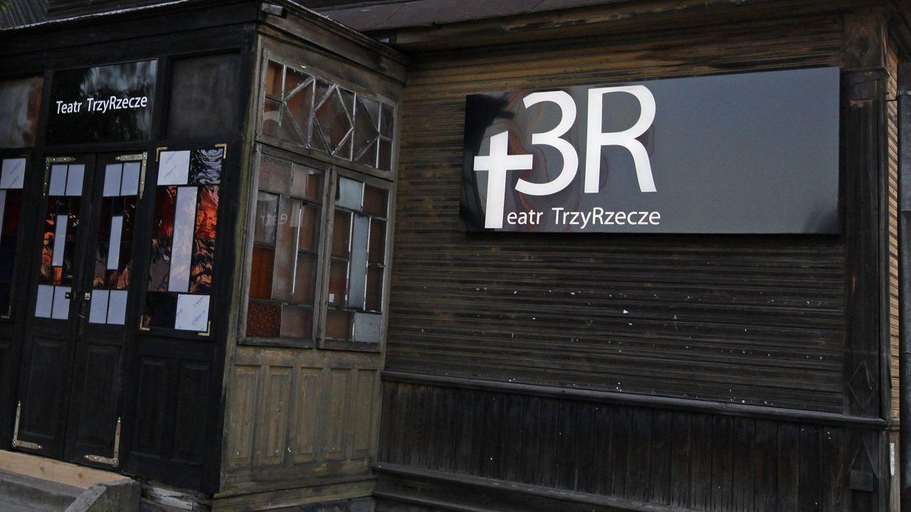 Dyrektor teatru jest oskarżony m.in. o podrobienie weksla na ponad 100 tys. zł (fot.PAP/Artur Reszko)