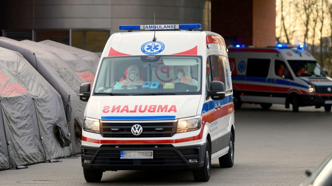 To druga ofiara śmiertelna koronawirusa, która zmarła w szpitalu w Radomiu (fot. PAP/Jakub Kaczmarczyk)