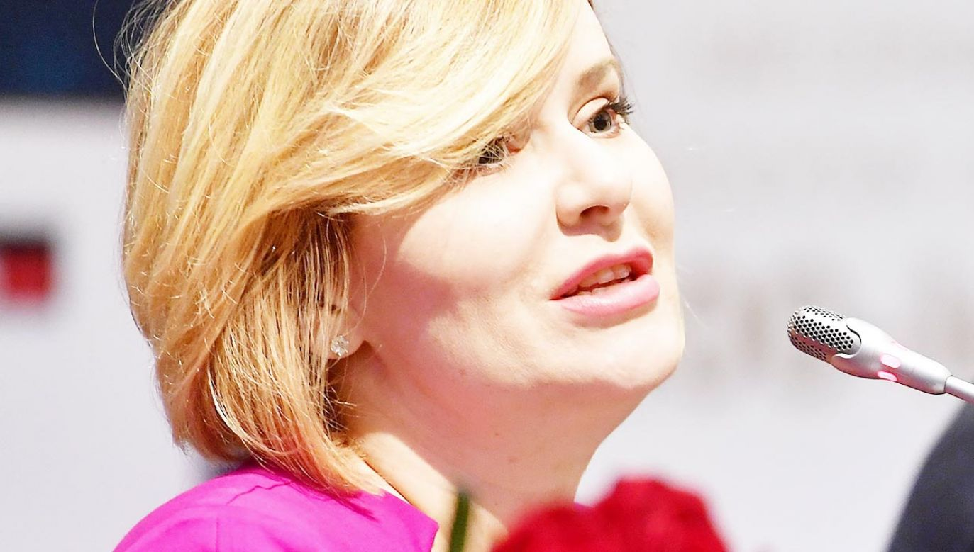 Anna Krupka członkiem Rady Fundacji Światowej Agencji Antydopingowej (fot. PAP/Piotr Nowak)