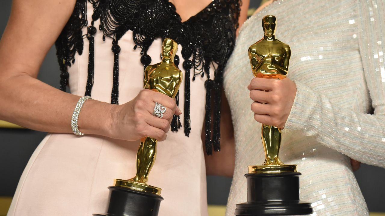Ilu Amerykanów oglądało Oscary? (fot. GettyImages, Jeff Kravitz/FilmMagic)