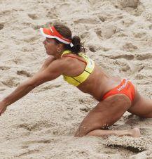 Larissa Franca (fot. Getty Images)