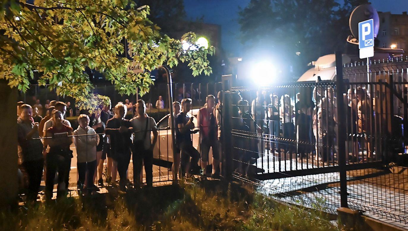 Nowe ustalenia ws. mordu w Mrowinach  (fot. PAP/Maciej Kulczyński)
