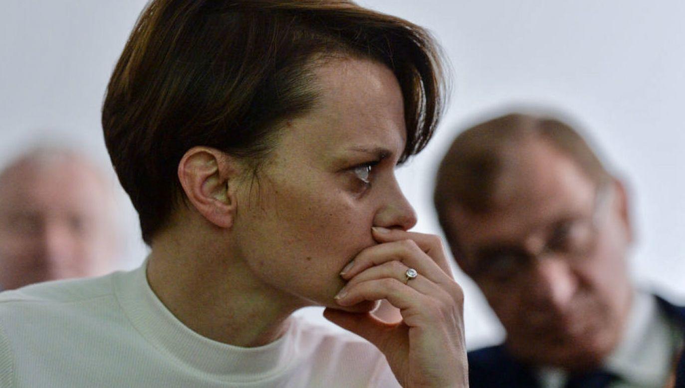 Jadwiga Emilewicz (fot. Artur Widak/NurPhoto/Getty Images)