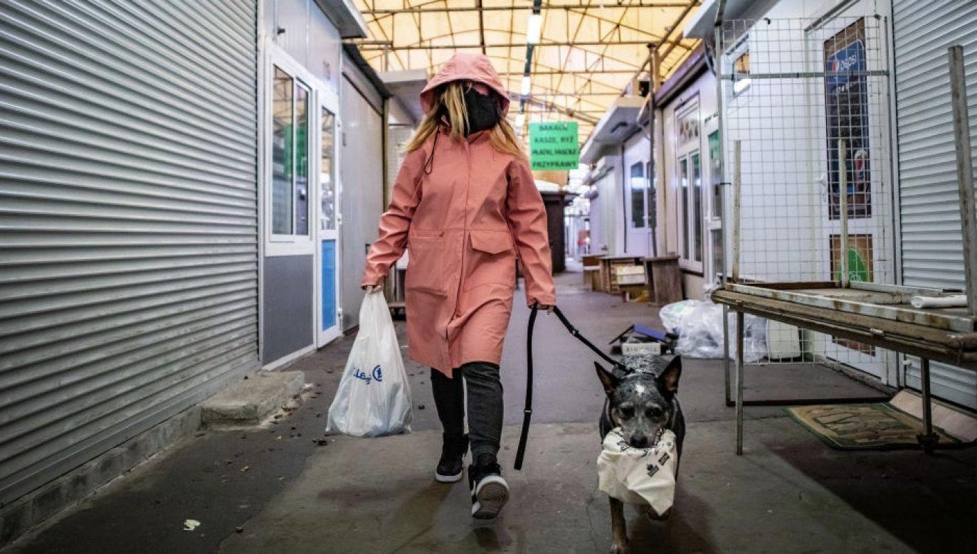 Wśród rozpatrywanych aktów prawnych będą m.in. ustawy o ochronie zdrowia w epidemii i po jej ustaniu  (fot. Mikolaj Barbanell/SOPA Images/LightRocket via Getty Images)