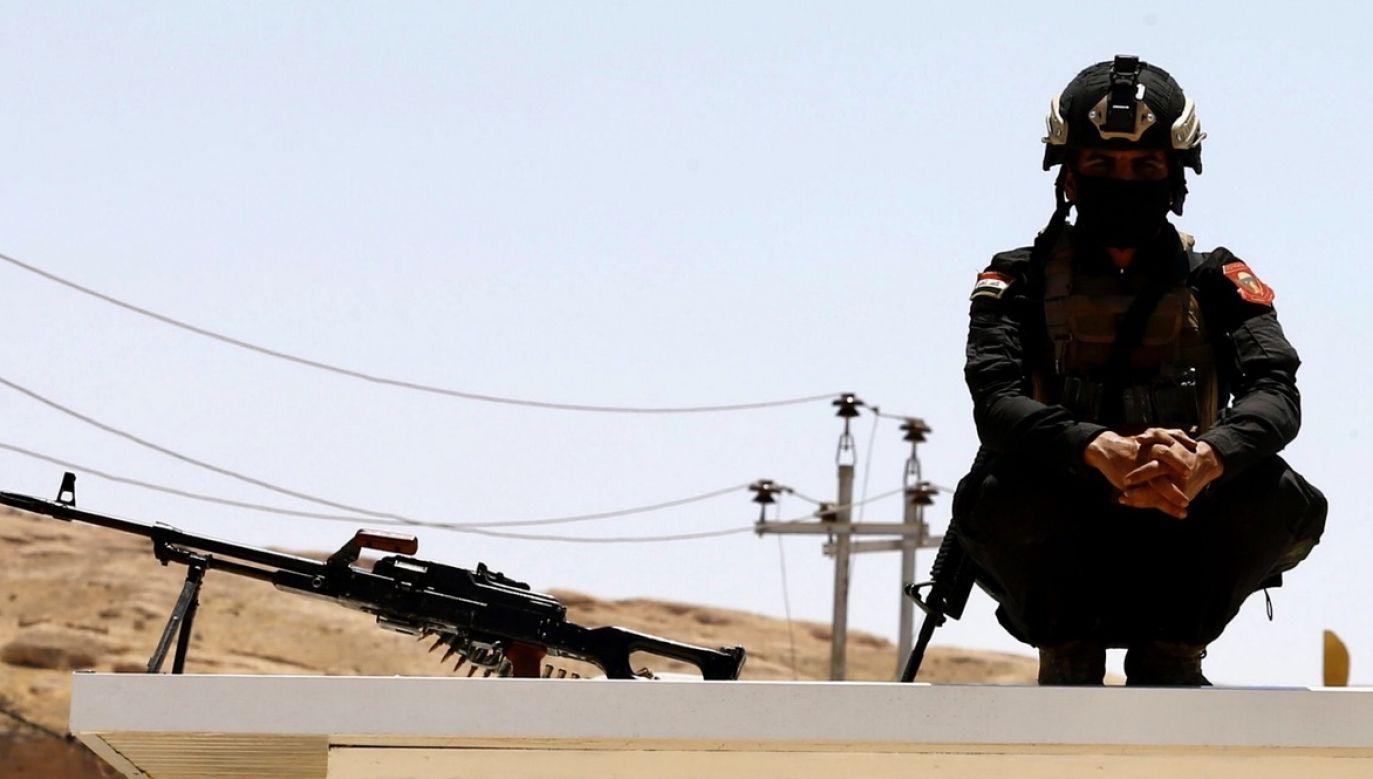Prcownik resortu obrony sprzedał CIA informacje na temat irańskiego programu rakietowego (fot. PAP/EPA/THAIER AL-SUDANI, zdjęcie ilustracyjne)