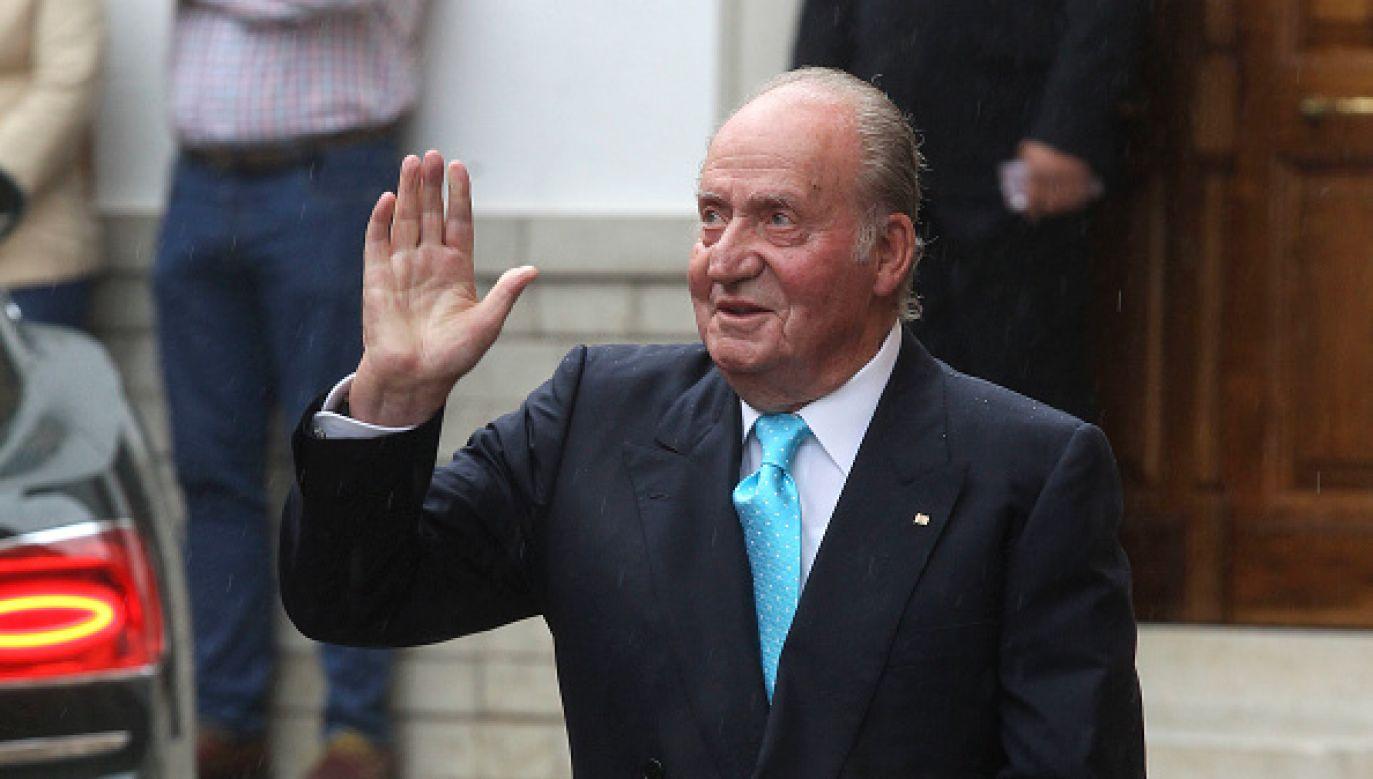 Wyjechał potajemnie z Hiszpanii na początku sierpnia 2020 r. (fot. Getty Images)