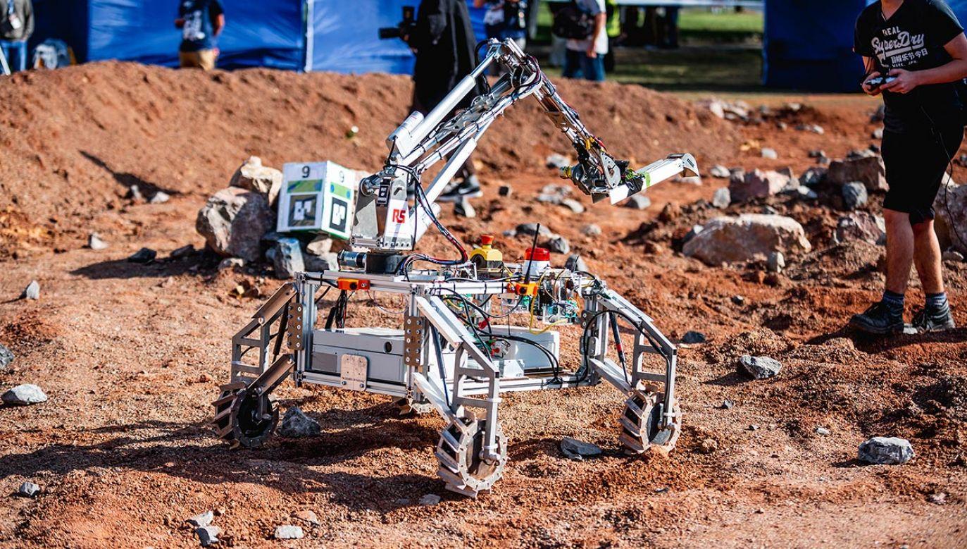 Finał szóstej edycji ERC Space and Robotics Event odbędzie się w dniach 11-13 września 2020 (fot. Planet Partners)