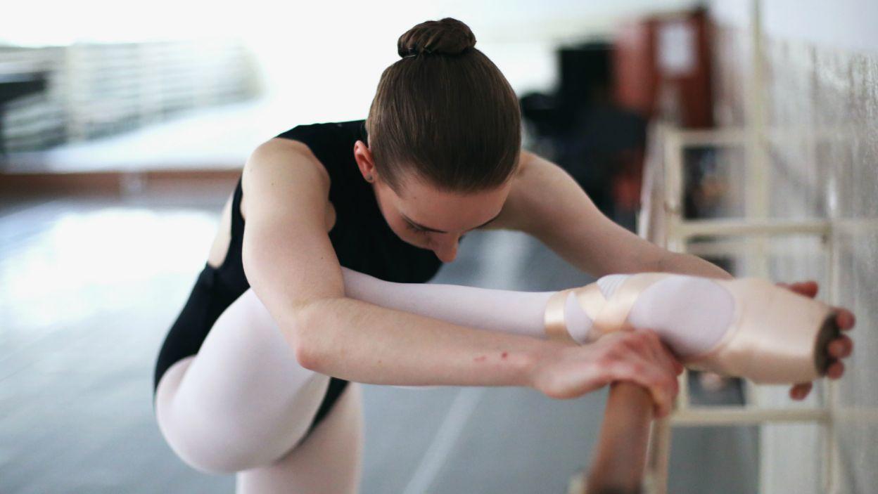 Porządna rozgrzewka jest najważniejszą częścią treningu (Alicja Kaczor, fot. Z. Gąsiorowska)