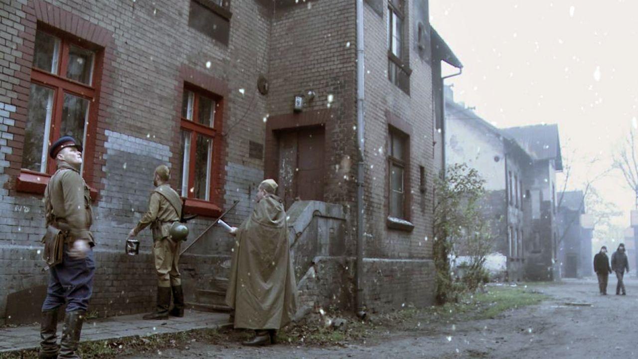 Żołnierze Armii Czerwonej wymordowali kilkaset osób w Przyszowicach i Miechowicach (fot. IPN)