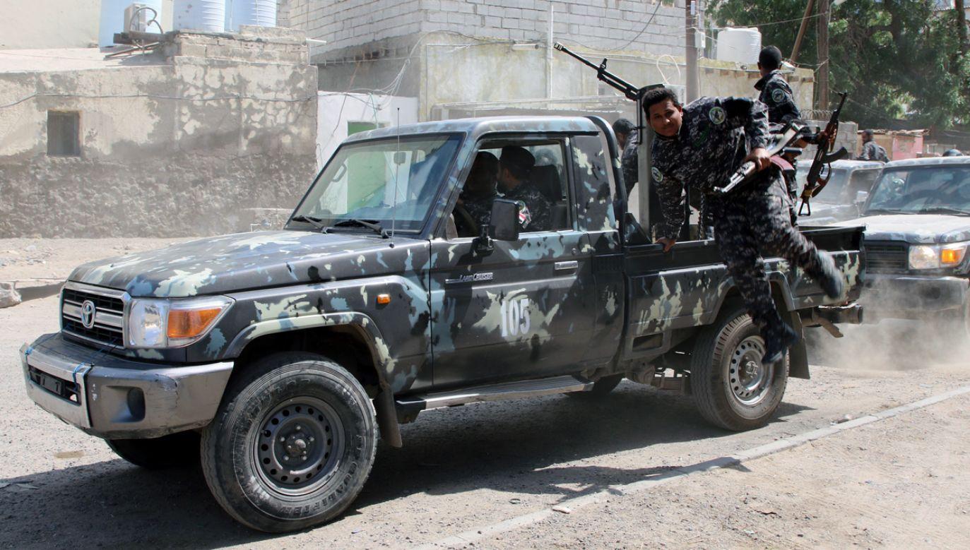 Bilans ofiar śmiertelnych może wzrosnąć (fot. REUTERS/Fawaz Salman)