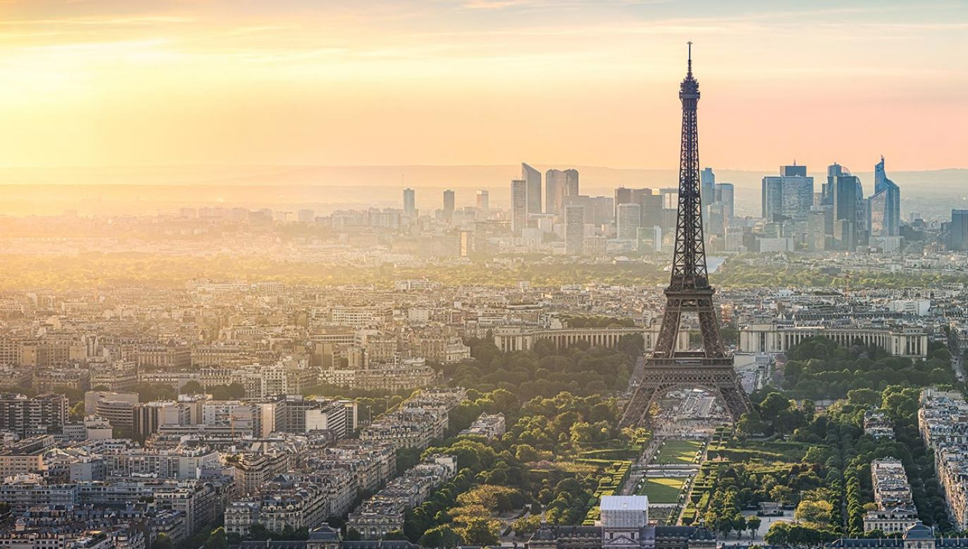 Fontanny stały na paryskiej rogatce Porte de la Chapelle (fot. Shutterstock/mapman)