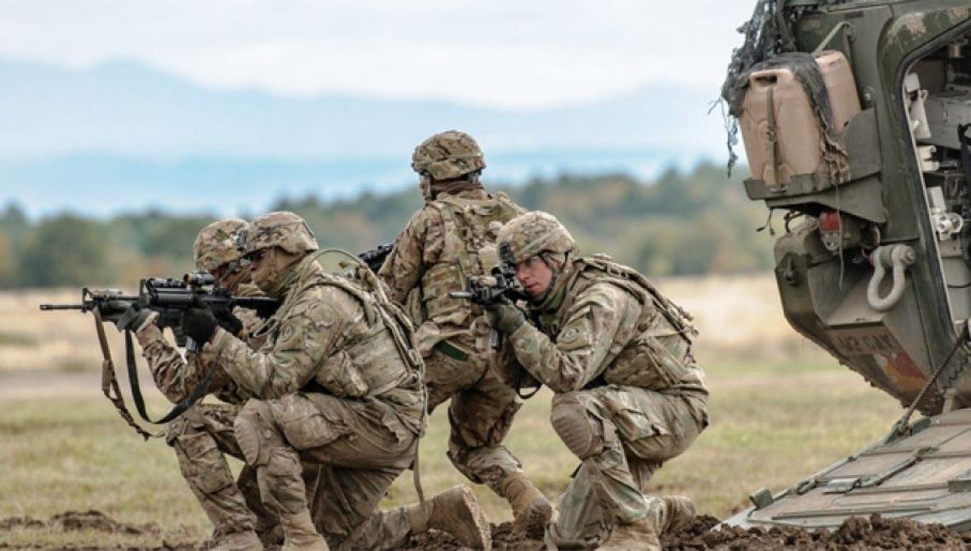 Budżet Pentagonu ma wynieść 738 mld dolarów (fot. Army.mil)