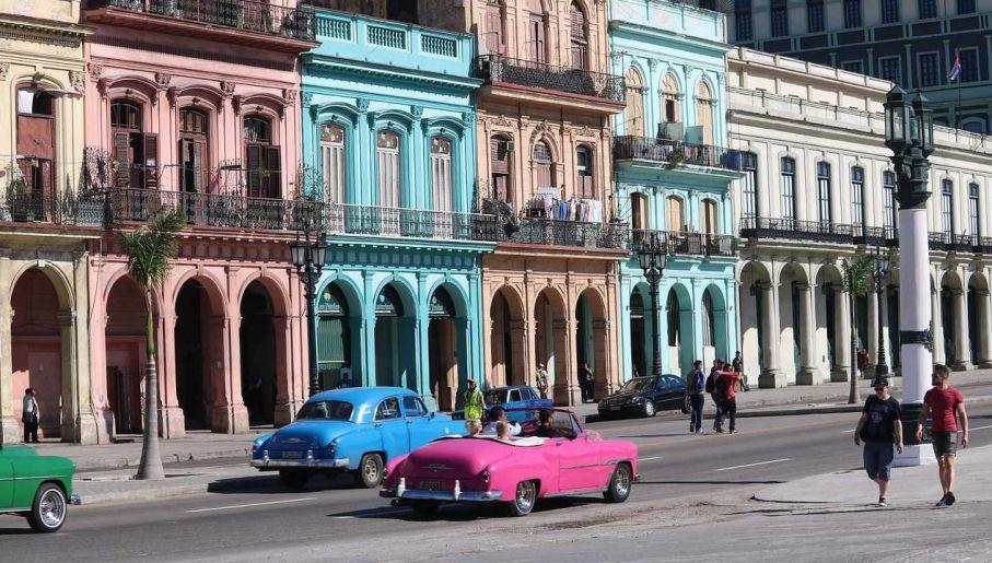 Komunistyczny reżim na Kubie przetrwał upadek ZSRR (fot. Pixabay)