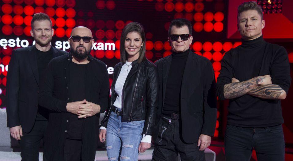 Członkowie Kombii zadecydowali, że zwyciężczynią odcinka została Iwona Skraburska (fot. TVP)