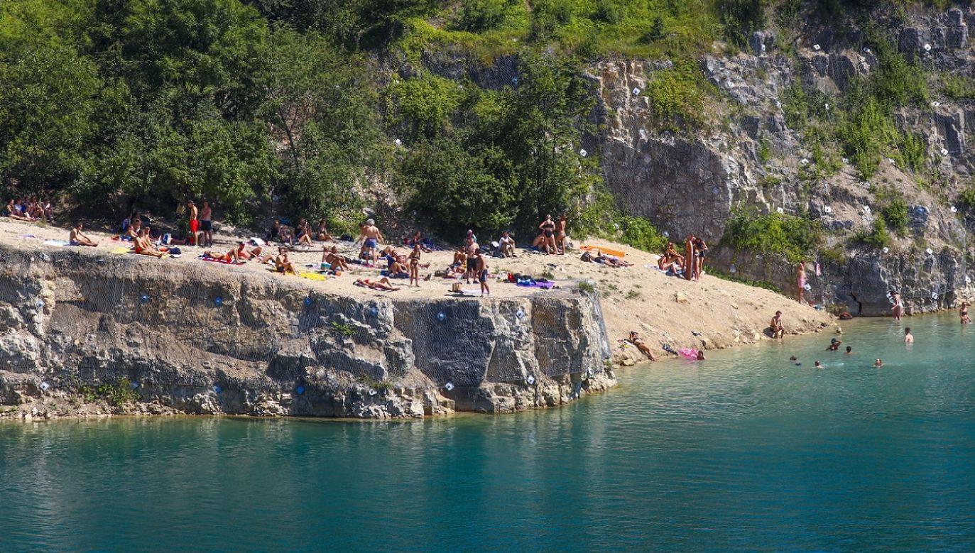 Podczas gorących letnich dni dochodzi do największej liczby wypadków (fot. Beata Zawrzel/NurPhoto/Getty Images)