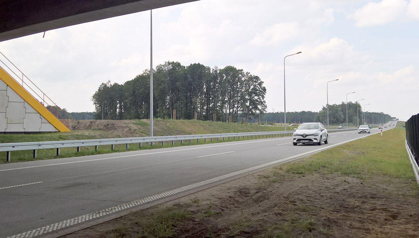 Ekspresówka pozwoli ominąć Żyrzyn: miasto znane kierowcom z zakorkowanego ronda (fot. tt/@GDDKiA_Lublin)