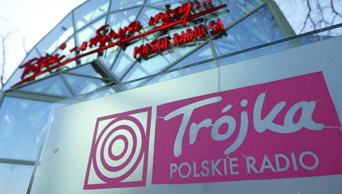 """""""Chciałbym, żeby to było radio mądre, rozumiejące Polskę i Polaków"""" (fot. PAP/Bartłomiej Zborowski)"""