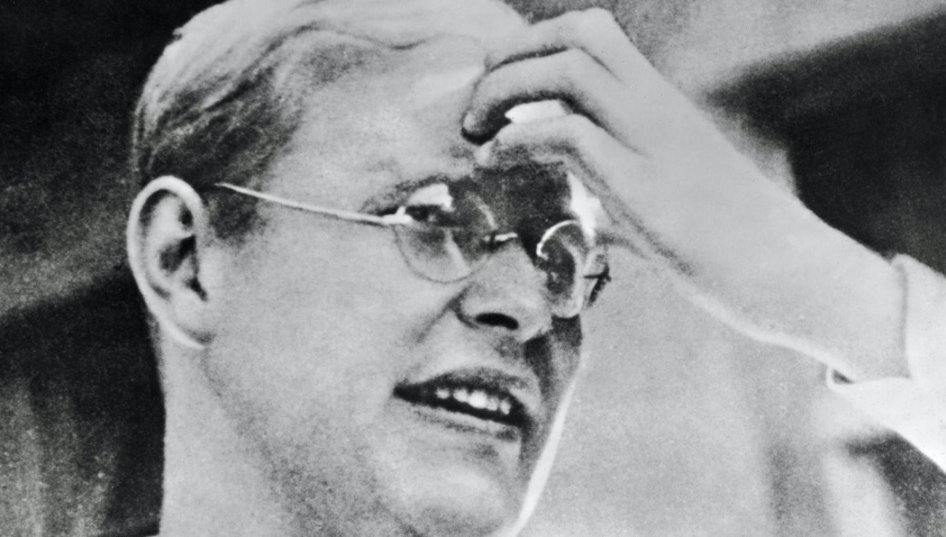 Pastora Dietricha Bonhoeffera uznano za współwinnego zamachu na Hitlera (fot. Authenticated News/Getty Images)