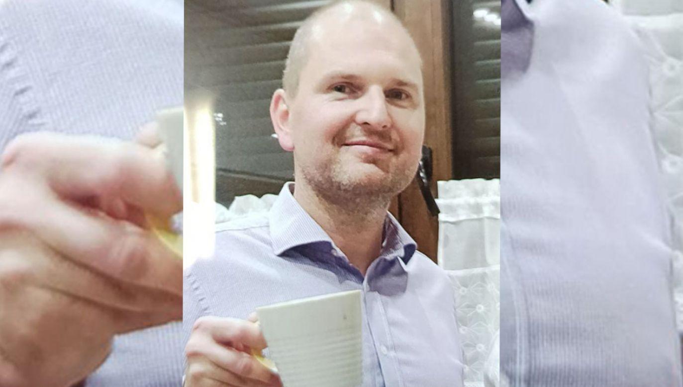 Policja szuka 46-latka (fot. KMP Sopot)