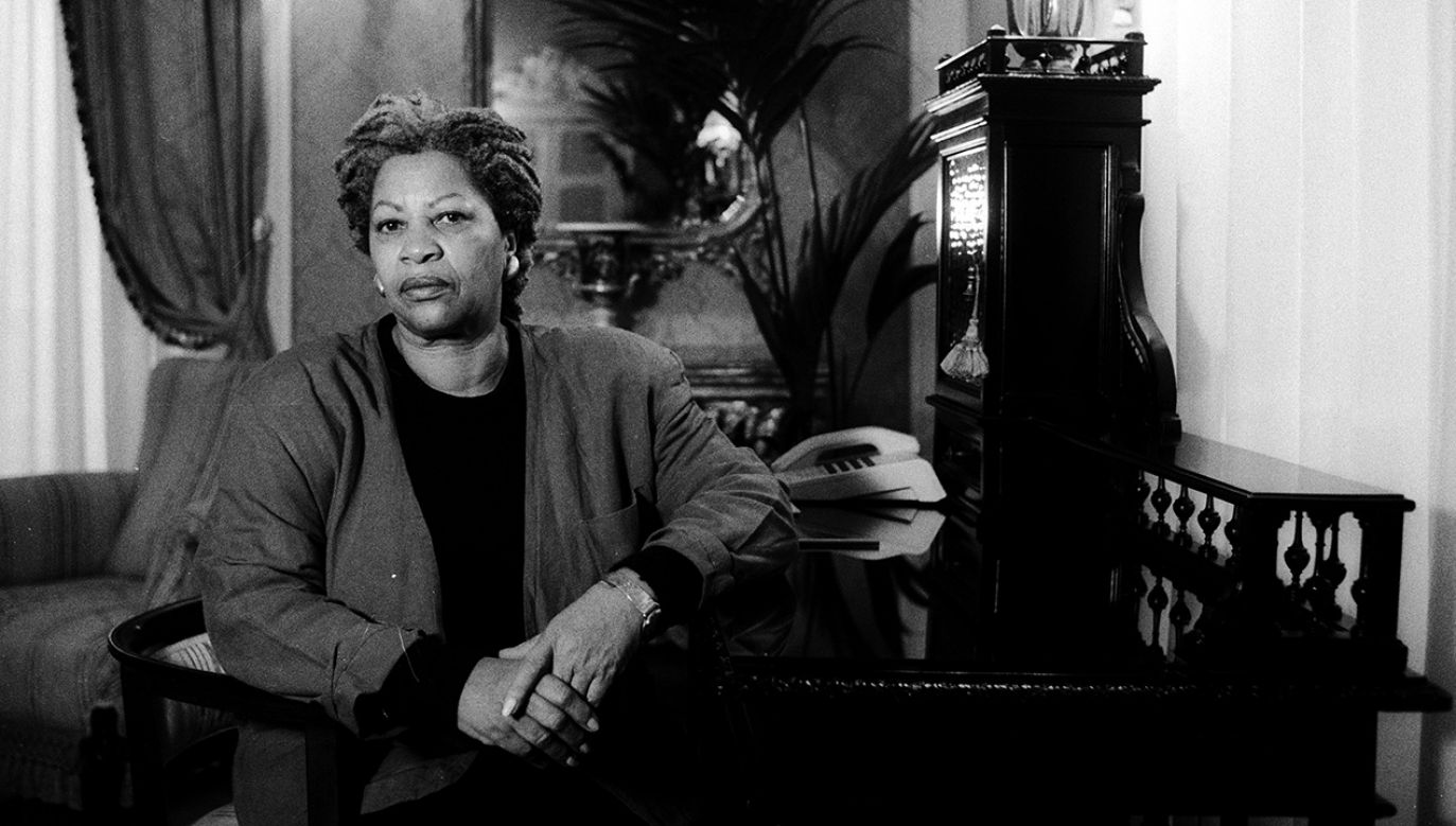 Toni Morrison (fot. Leonardo Cendamo/Getty Images)