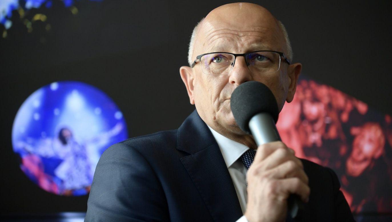 Prezydent Lublina Krzysztof Żuk nie ma ciężkich objawów choroby (fot. arch.PAP/Marcin Obara)