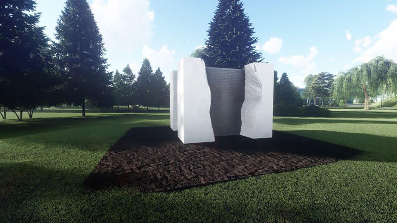 Monument ma upamiętniać mieszkańców Ziemi Pomorskiej, pomordowanych w 1939 r. (fot. fb/Prezydent Torunia Michał Zaleski)