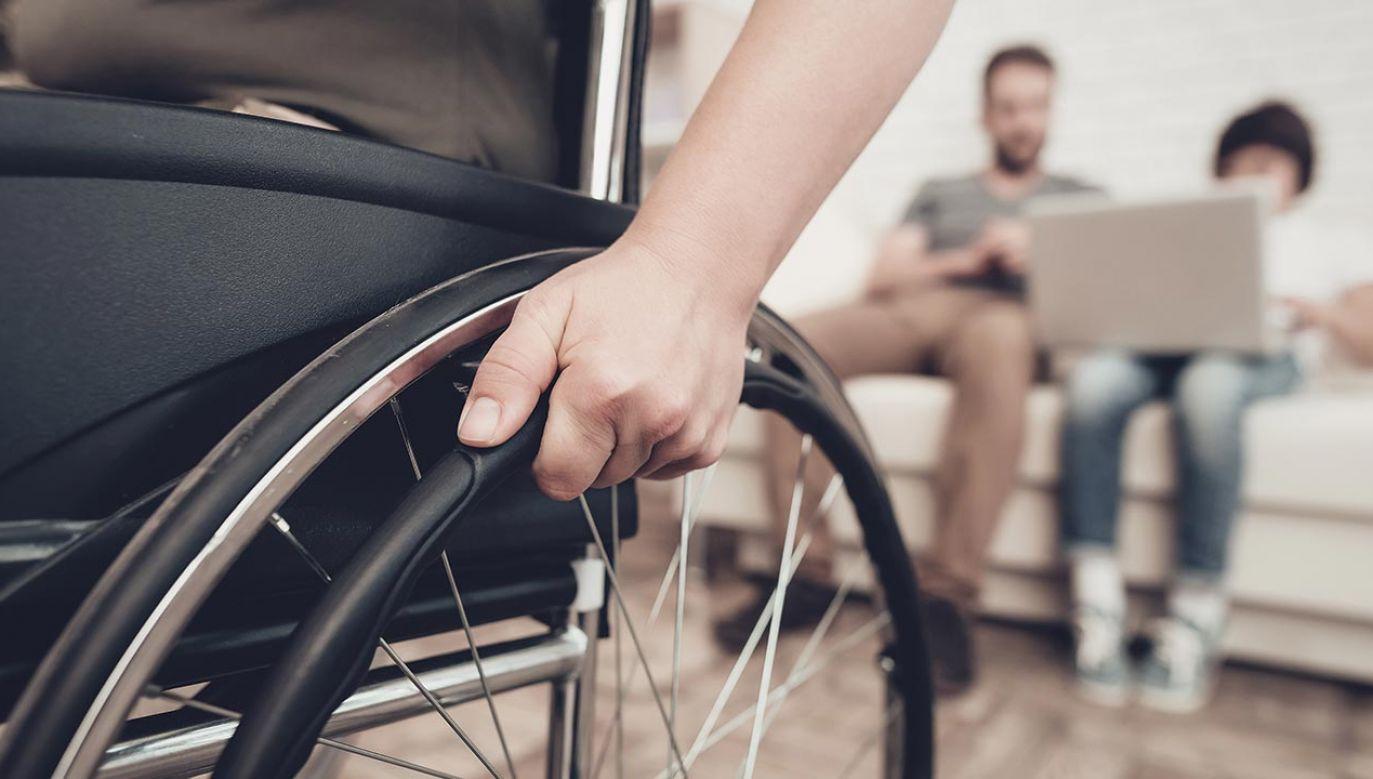Ratusz zatrudnia  o dwa razy za mało niepełnosprawnych (fot. Shutterstock/VGstockstudio)