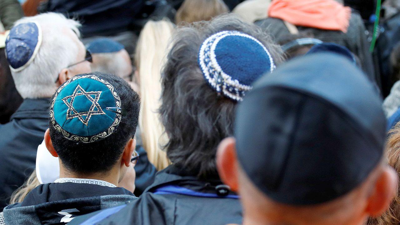 Czy Niemcy chcą odwrócić uwagę od antysemityzmu muzułmanów? (fot. REUTERS/Fabrizio Bensch)