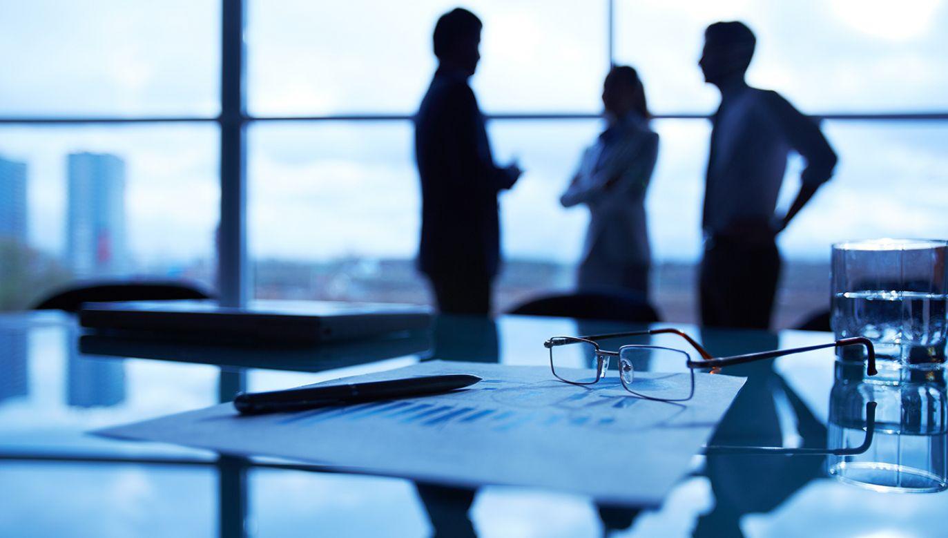 Najwyższa kwota zaległości przypada na firmy z woj. mazowieckiego (fot. Shutterstock/Pressmaster)