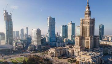 Agencja Moody's zakłada wzrost PKB w Polsce (fot. Foto Olimpik/NurPhoto via Getty Images)