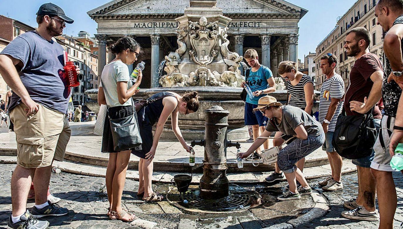 Ambasada RP w Rzymie podała zaktualizowane informacje (fot. Giorgio Cosulich/Getty Images)