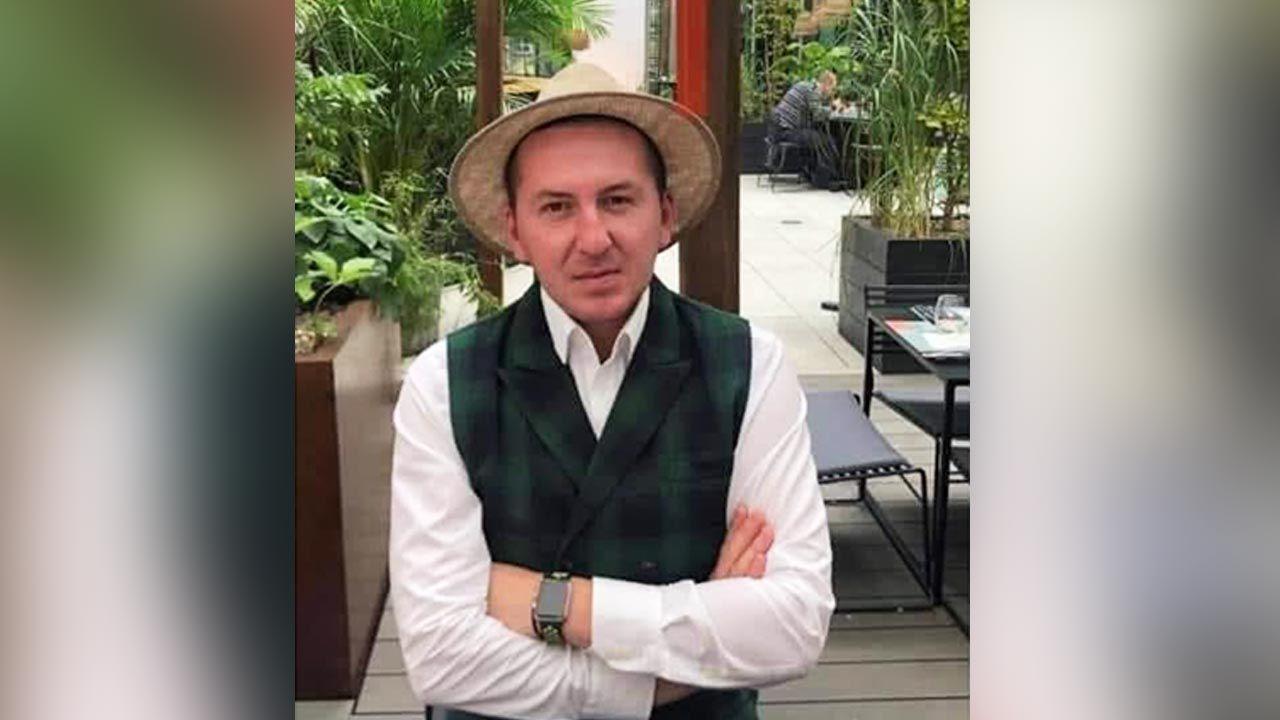 Mężczyznawidziany był ostatnio na ulicy Marymonckiej w Warszawie (fot. Twoje Info)