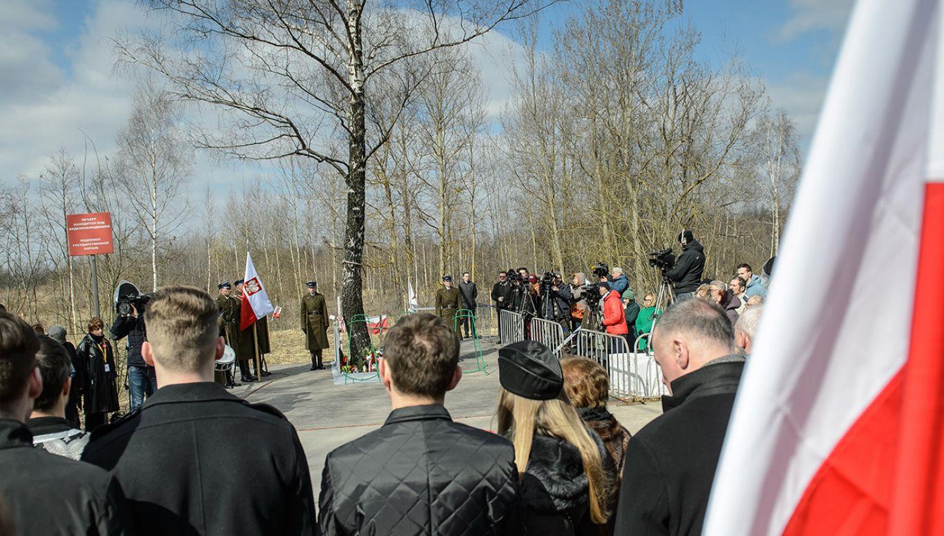 W tym roku przypada 10. rocznica katastrofy smoleńskiej (fot. arch. PAP/Wojciech Pacewicz)