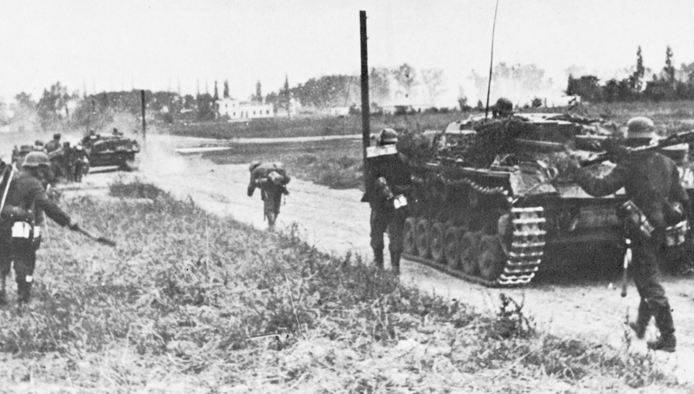 Polscy kombatanci o miejscach pamięci (fot. Photo12/Universal Images Group via Getty Images)