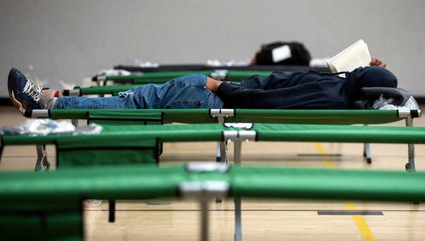 Afroamerykanie statystycznie rzadziej posiadają ubezpieczenie zdrowotne (fot. PAP/EPA/ETIENNE LAURENT)