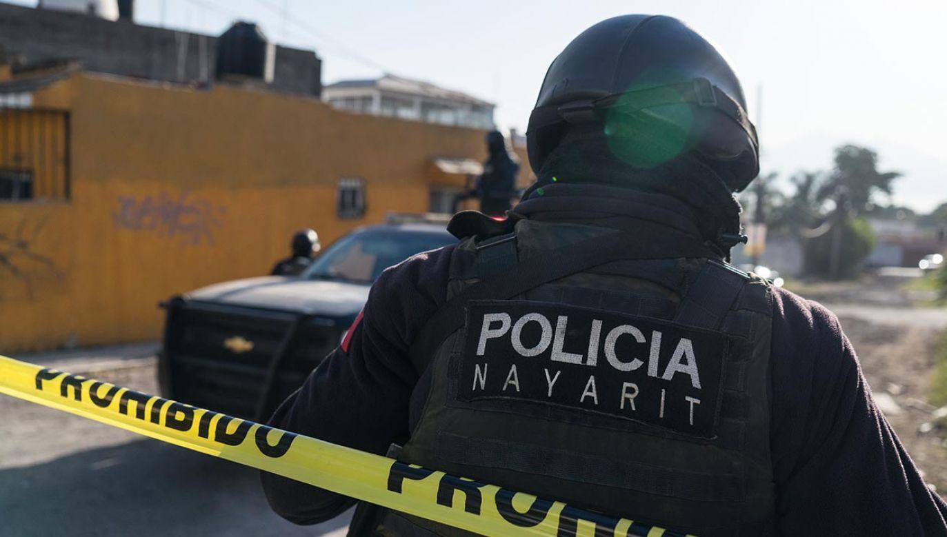Dziennikarz portalu PM Noticias Pablo Morrugares został zastrzelony w restauracji (fot. Cesar Rodriguez/Bloomberg via Getty Images