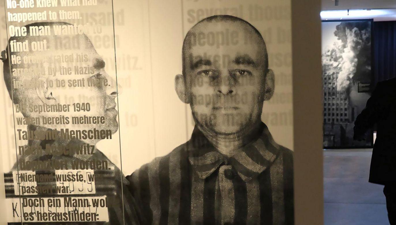 W Japonii wydano książkę o Witoldzie Pileckim (fot. PAP/Rafał Guz)