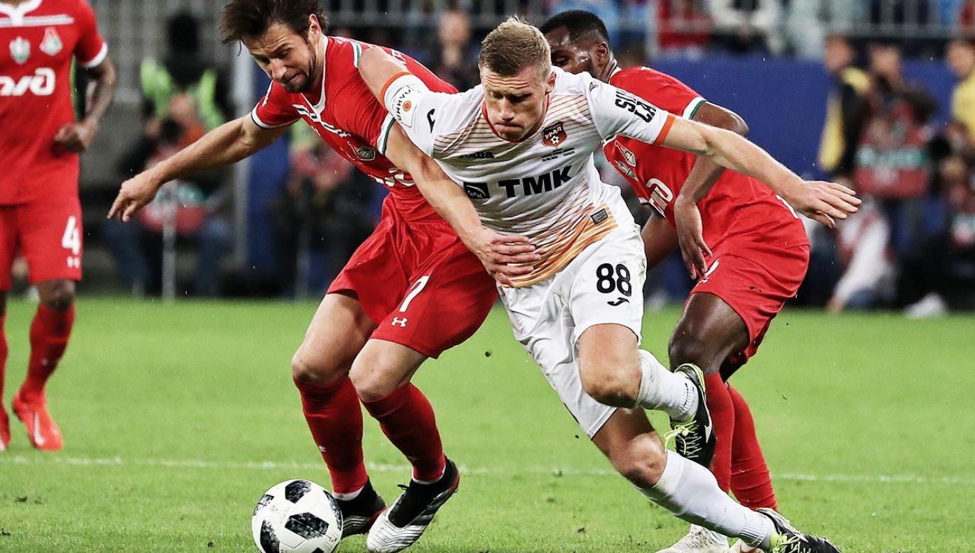 O chorobie Pogrebniaka poinformował klub na oficjalnej stronie internetowej (fot. Shutterstock/Bukharev Oleg)