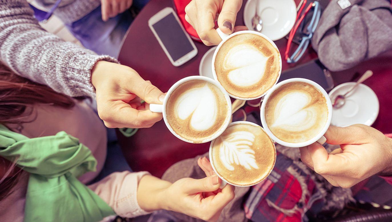 Wpływ spożywania kawy może mieć istotne znaczenie dla zdrowia publicznego (fot. Shutterstock/View Apart)