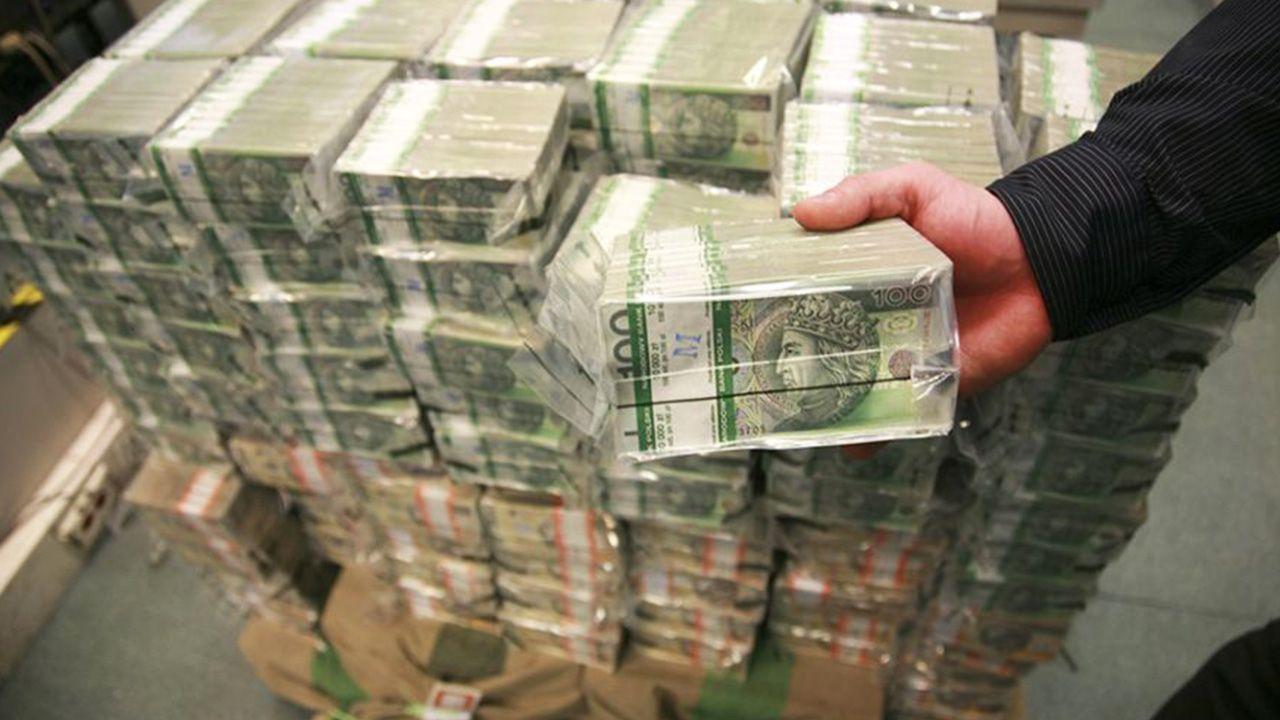 Przestępcy wyłudzili miliony (fot. portal tvp.info)