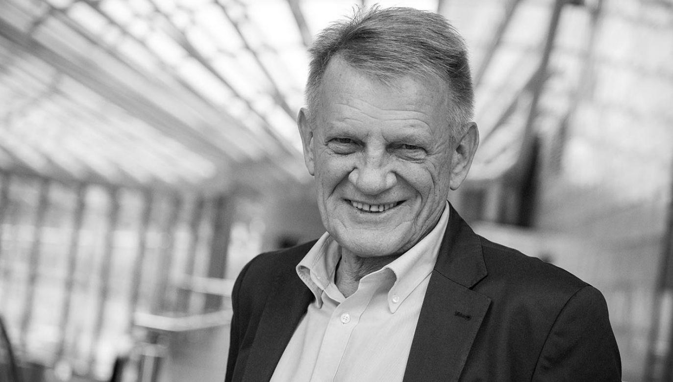 Bronisław Cieślak – czyli polski James Bond (fot. Forum/Tomasz Adamowicz)
