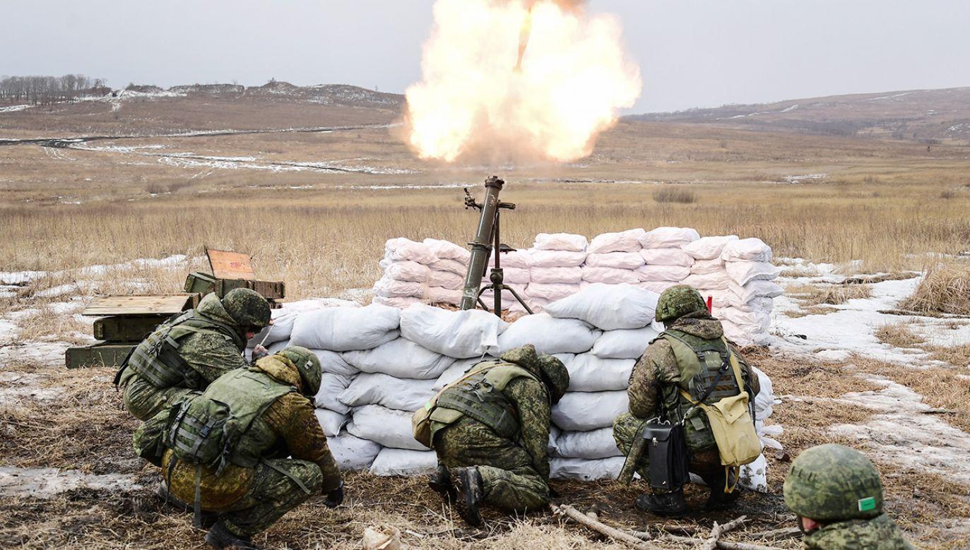 Budanow wskazał trzy możliwe warianty działań Rosji przeciw Ukrainie (fot. Yuri Smityuk\TASS via Getty Images)