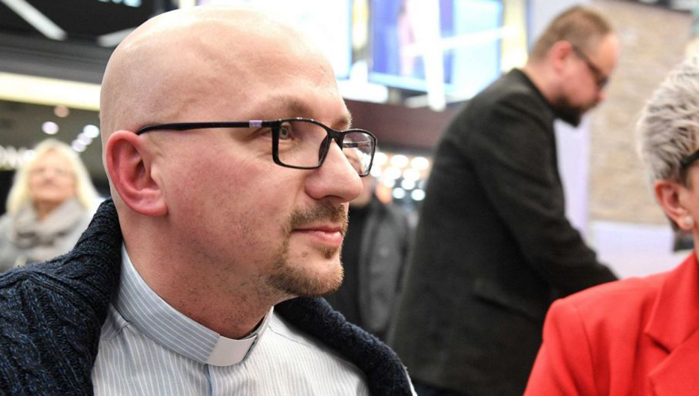 Ojciec Grzegorz Kramer (fot. arch PAP/Darek Delmanowicz)